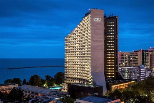 Отель Hyatt Regency Sochi