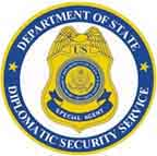 Diplomatic Security Service Shield