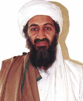 Photo of Bin-Laden